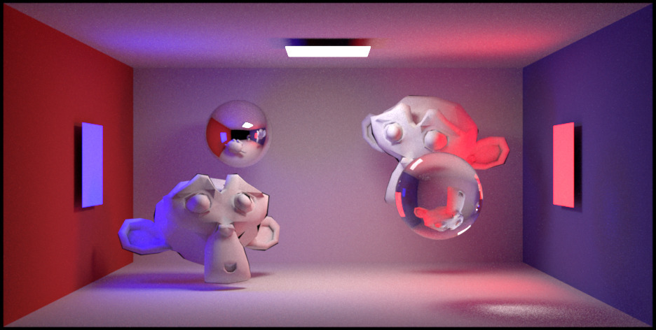 Read more about the article Path Tracing with Nori
